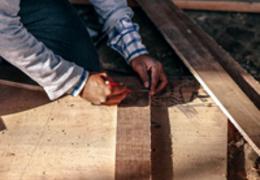 Guia completo: os tipos de madeira ideais para obras e reformas!