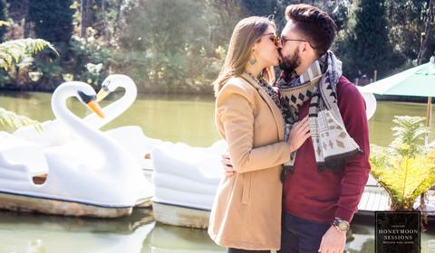 Cenário romântico Sensazione
