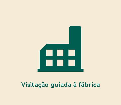 Visitação guiada à fábrica