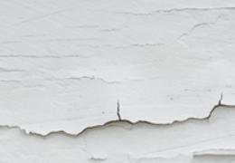 Os 5 principais motivos das rachaduras em pinturas